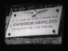 FILM 16 mm Sonore : En Méhari avec TOTAL sur La ROUTE NAPOLEON / ETAPE IMPERIALE