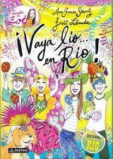 La banda de Zoé: ¡Valle lío en Rio! (Spanish Edition)-ExLibrary