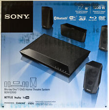 Sony 1000-Watt Blu-Ray Home Theater System with Built-In WiFi & Bluetooth, Black