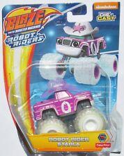 ++ Nickelodeon Blaze And The Monster Machines - Die-Cast Robot Rider Starla NEW!