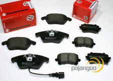 VW Tiguan [5N] - Zimmermann Brake Pads Discs Brake for Front Rear