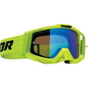 Thor Sniper Pro Motocross Gafas Fluorescente / Ácido