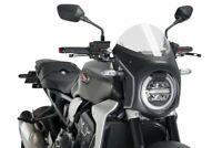 Puig Honda CB1000R NEO Sports Cafe Retro Screen Fairing 2018+ - Clear