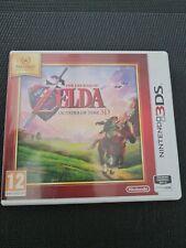 The Legend of Zelda Ocarina of Time 3D sur Nintendo 2DS / 3DS - FR TBE pas notic
