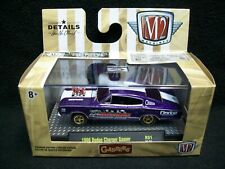M2 Machines Gassers 1966 Dodge Charger Speed Dawgs Gasser Limited Edition.