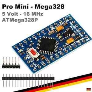Arduino Pro Mini ATMega328 komp. 5V/16MHz | Board Mega 328 Atmega328p