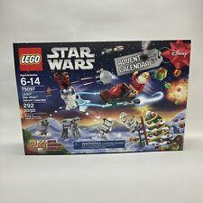 LEGO Star Wars Advent Calendar 2015 75097 NIB Retired Rare Christmas Sealed USA