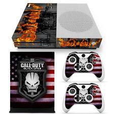 COD Black Ops Xbox One S sticker lot de protéger la peau Console & contrôleurs - #0011
