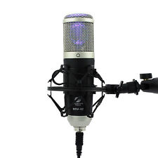 MCU-02 USB Mikrofon Studio Rap Gesang Podcast Win XP, VISTA 7 8 10 MAC Android