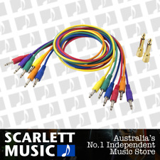 Korg SQ Cable 6 Patch Cables for Sq-1 ( Sq1 ) **
