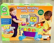 LeapFrog Smart Sizzling Grill and Learn BBQ Leap Frog Educational Toy