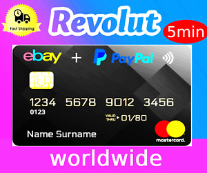 VCC worldwide for Paypal Verification fast Delivery 5 min