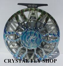 NEW ABEL SDS SEALED DRAG SALT WATER #11/12 WEIGHT FLY REEL TARPON FREE $100 LINE