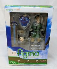 Figma 153 Legend of Zelda Skyward Sword Link Brand New Authentic Official