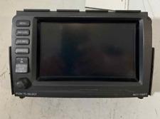 2005-2006 Acura MDX GPS Navigation Information Display Screen OEM 05 06