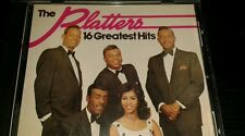 The Platters-16 Gteatest Hits, CD, 1987 Highland Music, Deluxe, Clean