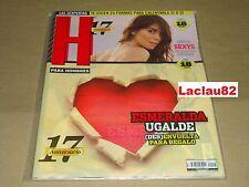 Esmeralda Ugalde #201 Revista H Para Hombres Mexican Complete Your Collection
