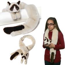 Gund Official Grumpy Cat Scarf Soft Plush Stuffed Animal Neck Warmer Accessories