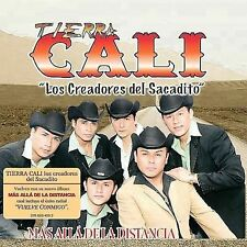 TIERRA CALI - Mas Alla De La Distancia - CD ** Brand New **