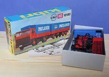 Camion avec remorque DAF Trucks PAULANER  Kibri 10180