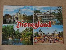 Postcard: Disneyland. Vintage