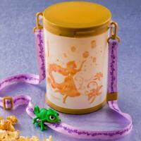 Tangled Rapunzel Popcorn Bucket Figure Lantern Tokyo Disney Resort Limited Japan