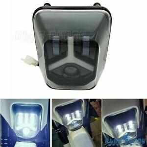 Enduro LED Headlight Kit Day Running Light For FE 250 FE350 FE450 FE501 2017-20
