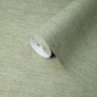 Plain Green Faux grass Grasscloth lines textures wallpaper Textured modern rolls