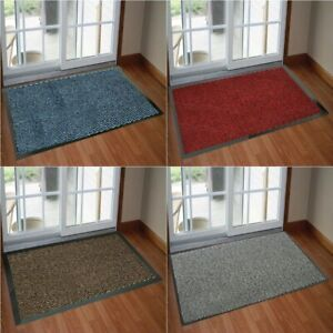 Modern Red Grey Blue Rugs Mats Large Small Hallway Runners Big Floor Area Carpet