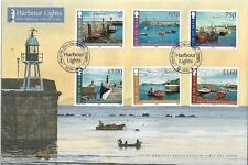 I O M 2012 EUROPA / HARBOUR LIGHTS FDC