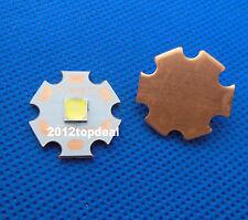 2015 NEW Cree XHP70 5000K N4-1B on 12V SinkPad-II 20mm Copper Base