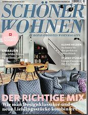 Schöner Wohnen Schweiz monatliche deutsche zeitschriften wohn ebay