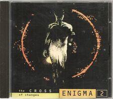 CD ALBUM 10 TITRES--ENIGMA--THE CROSS OF CHANGES--1993