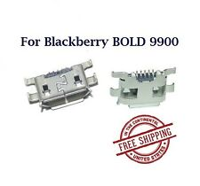 2PC BLACKBERRY Q10 BOLD 9900 REPLACEMENT PART CHARGER PORT USB SYNC CONNECTOR