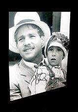 TATUM O'NEAL /  PAPER MOON  /  EXCELLENT B7W PHOTO SIGNED IN PERSON  #3