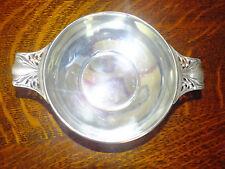 Antique Silver Art Nouveau Scottish Quiach Glasgow 1902