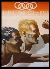 1936 Summer Olympics advertisement Berlin Germany  ca 8 x 10 print prent poster
