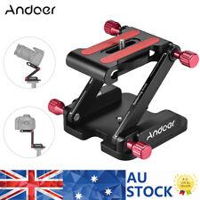 Andoer Z Flex Tilt Ball Head Quick Release Plate for Canon Nikon DSLR Camera DV