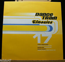 MAXIS45T VINYL-DANCE TRAIN CLASSICS 17-FUNKY GREEN DOG-RICHIE RICH-REESE PROJECT