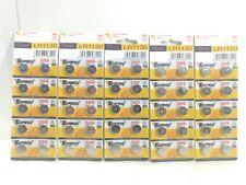 Pack de 5 Konnoc Alcaline Piles Plates Batterie Cellule LR1130 389 AG10 1.5 Volt