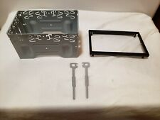 New listing Kenwood Double Din Ddin Mounting Cage Sleeve w/Trim Ring & Removal Tools *New*
