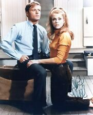 JANE FONDA in 1967 in BAREFOOT IN THE PARK: Color Photo Autographed