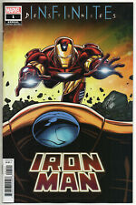 IRON MAN ANNUAL #1 RON LIM CONNECTING Variant Cover NM