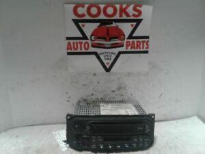 Audio Equipment Radio Receiver Radio ID Rbk Fits 02-07 CARAVAN 1037669