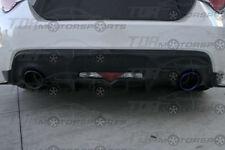 SEIBON Carbon Fiber Diffuser Cover for 12-17 FR-S/BRZ ZN6