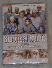 Alcohol sanitario SERIE COMPLETA (1,2, 3,4, 5,6, 7) - 8 DVD caja set-