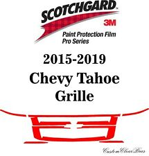 3M Scotchgard Paint Protection Pro Series 2015 2016 2017 2018 2019 Chevy Tahoe