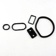 5Pcs Engine Oil Cooler Seal Ring Gasket Set Fits Benz E320 E500 C320 1121840361