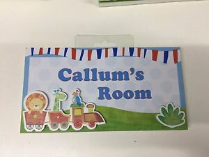 CALLUM My Room Sign/Plaque With FREE POSTAGE CLEARING - BRAND NEW