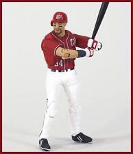 BRYCE HARPER McFarlane Playmakers MLB Series 4 Washington Nationals Figure NEW